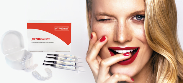 Füllungstausch nach Bleaching - ästhetischer Wunsch nach Zahnumformung